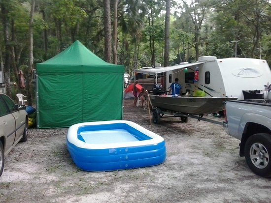 """Chassahowitzka River Campground: my home away from home""""camping"""""""