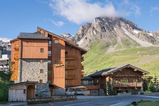 Hotel L U0026 39 Ecrin Du Val Claret Montagne Tignes