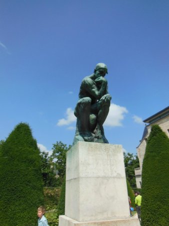 Musée Rodin : THe Thinker
