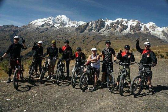Andean Epics Ride