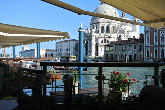 The Gritti Palace, A Luxury Collection Hotel: View From Gritti Palace Terrace