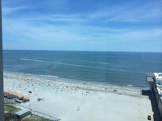 Caesars Atlantic City : view