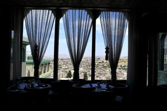 L'Amandier Palais Faraj : Une vue imprenable sur la Médina de Fès classée au patrimoine mondial de l'UNESCO. Quel bonheur