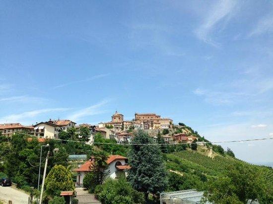 Locanda Fontanazza Osteria with Rooms : Vista dalla terrazza
