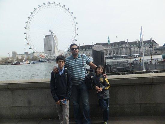 London Eye (El ojo de Londres): Good Time