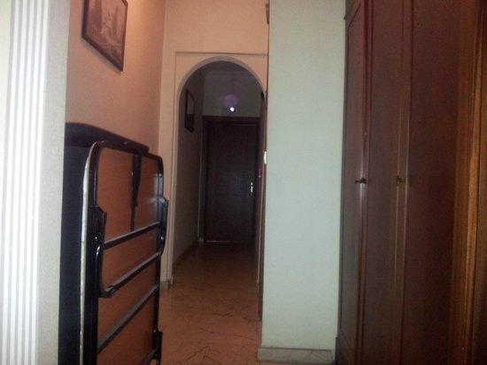 Asitane Hotel: couloir étage