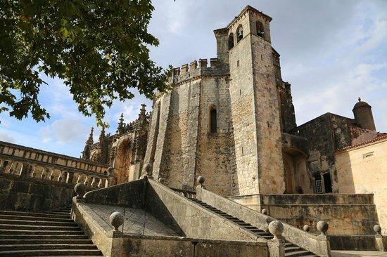 Lisboasightseeing : Convento de Cristo em Tomar