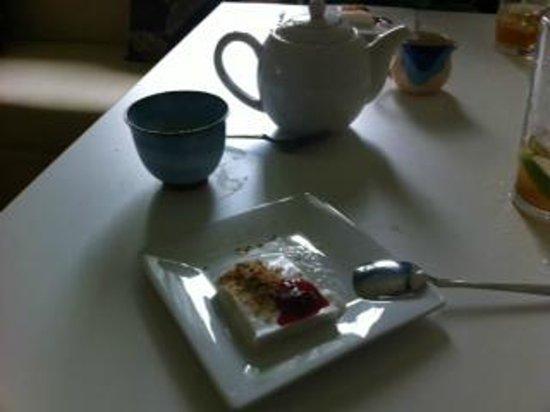 Casa Urashima : Dessert Panna Cotta