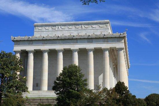 Lincoln Memorial: Sole Building
