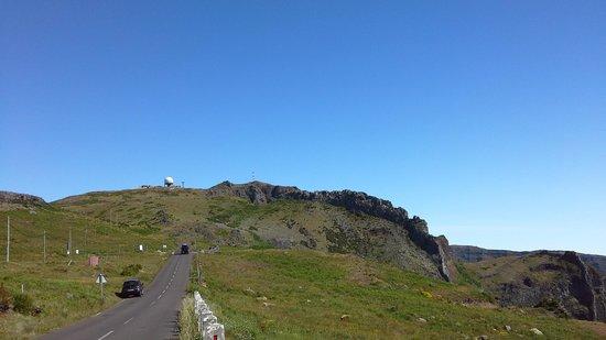 Pico do Arieiro: pico de ariero
