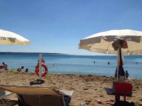 Lido Arenella : Fun day at the beach.