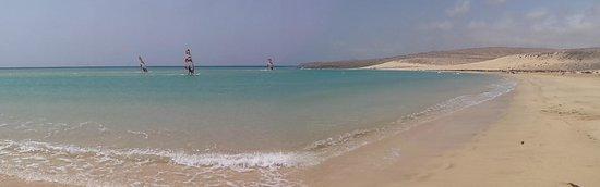 Hotel Elba Carlota : playa de sotavento