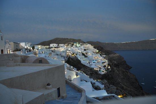 Thalami: still beautiful at night