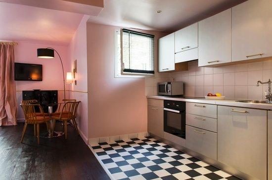 Villa Daubenton by HappyCulture : Cuisine Appartement 4 personnes
