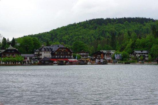Königssee: Town at Konigssee lake