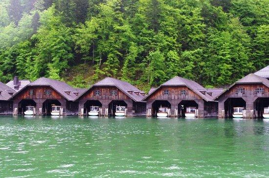 Königssee: Ferries