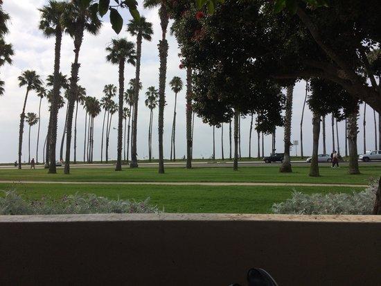 The Fess Parker - A Doubletree by Hilton Resort: Vue de notre chambre