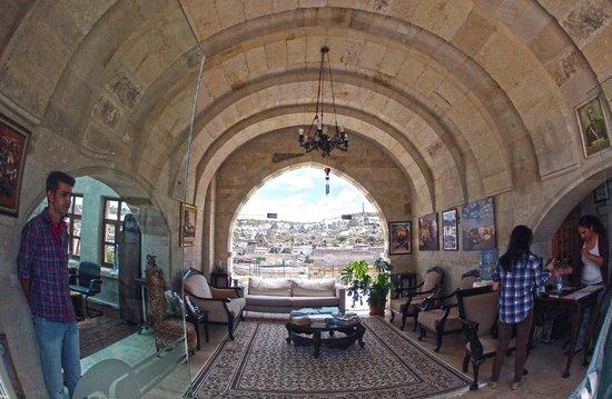 Doors Of Cappadocia Hotel: Recepcion