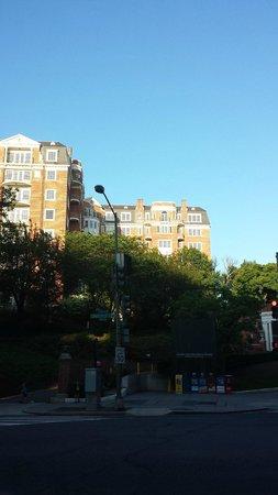 Washington Marriott Wardman Park Hotel: Alter Hotelkomplex