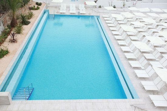 SENSIMAR Rocador : Outdoor Swimming pool