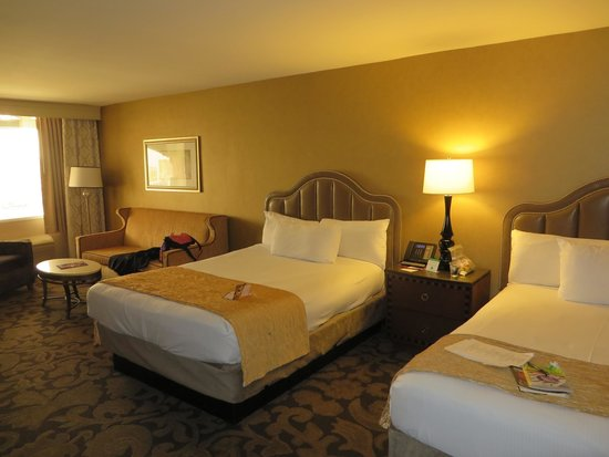 The Orleans Hotel & Casino: Remodeled room