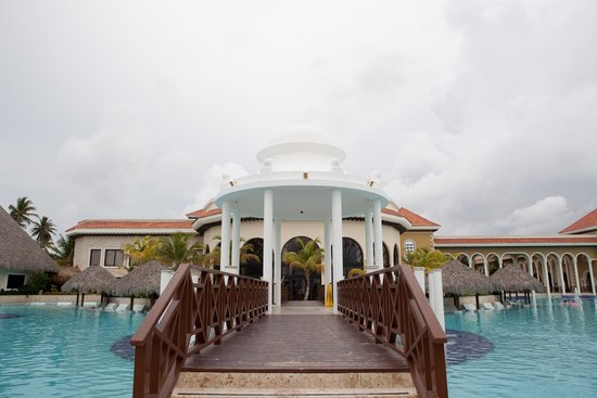 Paradisus Palma Real Golf & Spa Resort: The Pool Gazebo