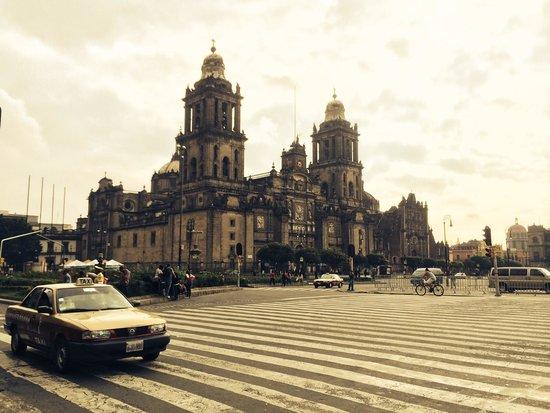 Zocalo: Catedral