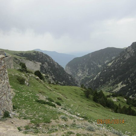 enthralling Vall de Nuria