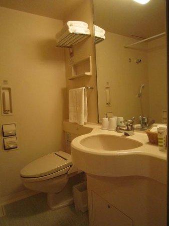 Mercure Hotel Yokosuka: バスルーム