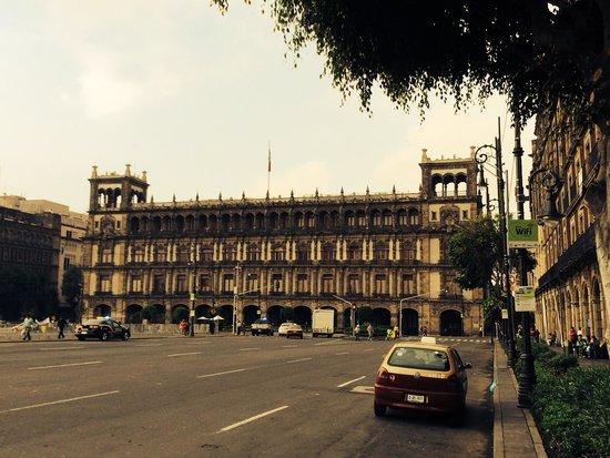 Zocalo: Ayuntamiento