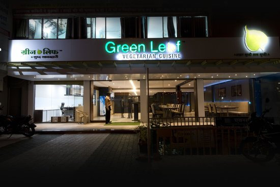 Green Leaf Veg cuisine