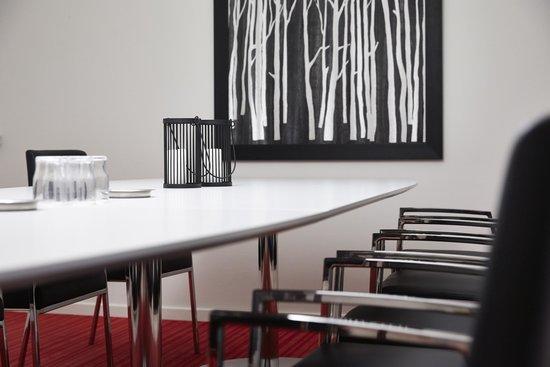 BEST WESTERN Hotel Fredericia: Meeting room