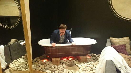 Malmaison Hotel: Best bath ever!!!!