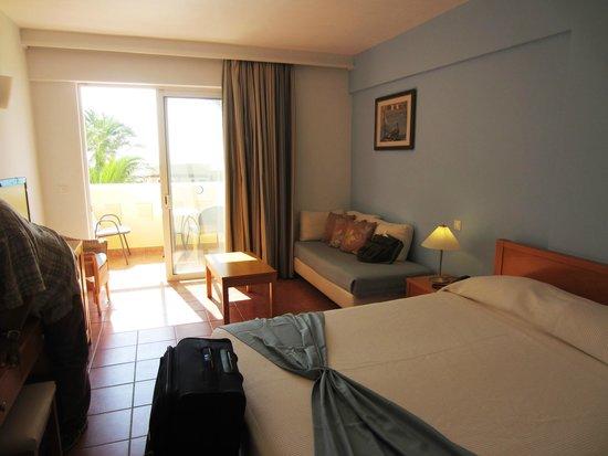 Horizon Beach Resort: doppelzimmer