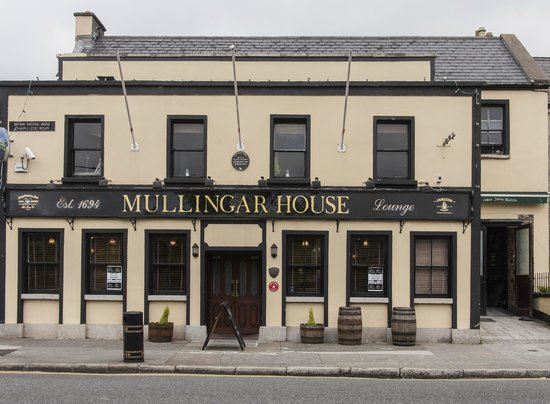 Mullingar house dublin restaurant avis num ro de for Appart city dublin