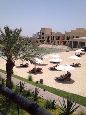 Novotel Bahrain Al Dana Resort: veiw from balcony