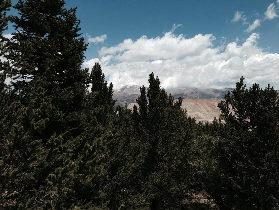 American Eagles Overlook and Historic Mine: Pretty...
