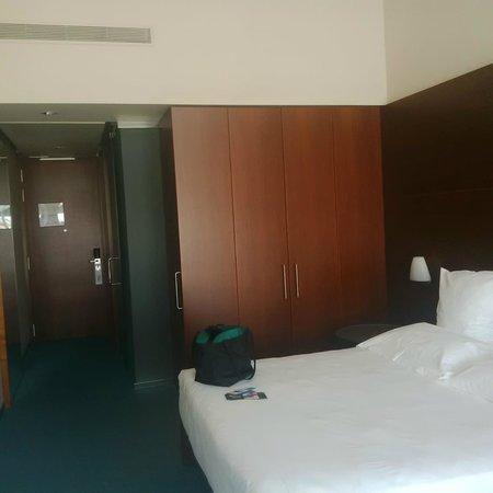 NH Torino Lingotto Tech : camera dell'albergo