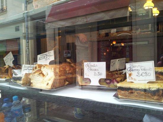 Restauration Viennoise: La vitrine