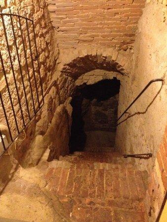 Hotel L'Antico Pozzo : The Well