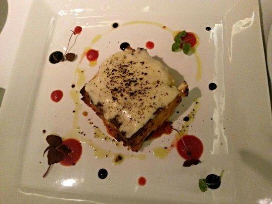 Senso Ristorante and Bar: lobster lasagne