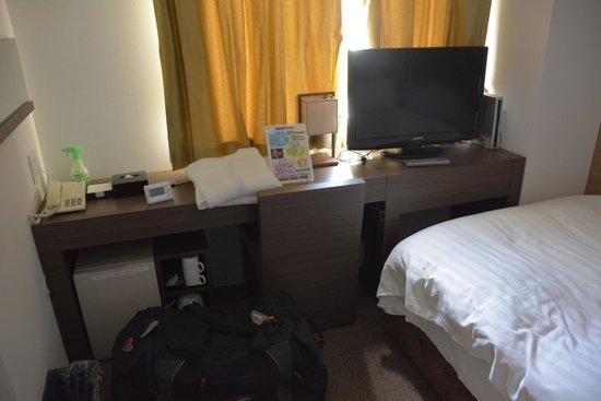 Hotel Wing International Himeji : Chambre