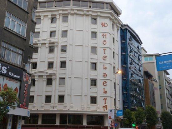 Delta Hotel Istanbul 飯店