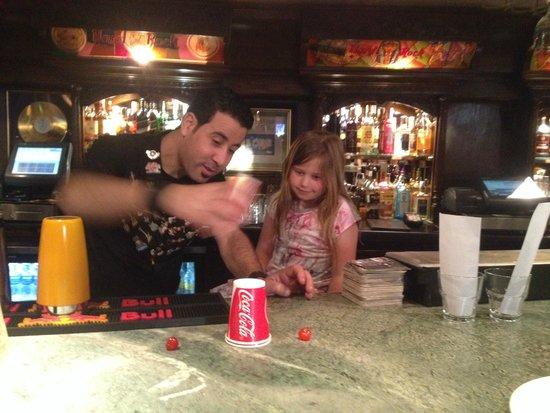Hard Rock Cafe Sharm El Sheikh : Magical day