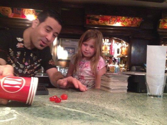 Hard Rock Cafe Sharm El Sheikh : Wow!