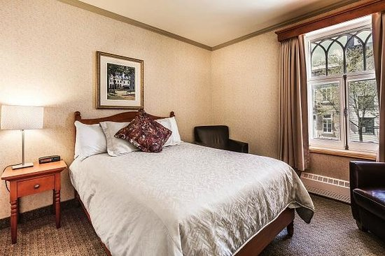 Hotel Chateau Bellevue: Chambre - Vieux-Quebec/Old-Quebec - Room