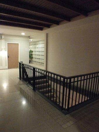 Hotel de Bangkok : Stair to room