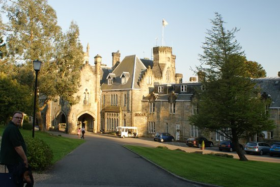 Ashdown Park Hotel & Country Club: Greetings!!