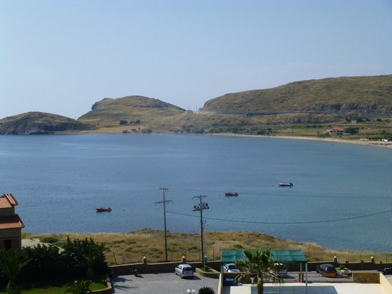 Lemnos Village Resort Hotel: View from the room