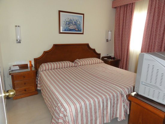 ClubHotel Riu Costa del Sol: La chambre